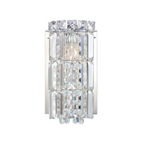 Princess Crown 1 Light 5 inch Chrome Vanity Wall Light