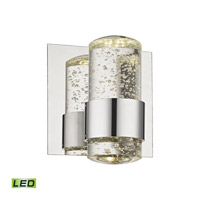 Surrey LED 6 inch Chrome Vanity Wall Light