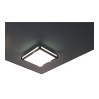 Alico FML3000-10-16M Eurolite LED 12 inch Metallic Grey Flushmount Ceiling Light alternative photo thumbnail
