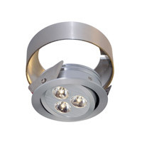 Alico Tiro Recessed Collar in Brushed Aluminum WLC144-N-98