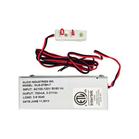 Signature 5 inch Cabinet Lighting Driver