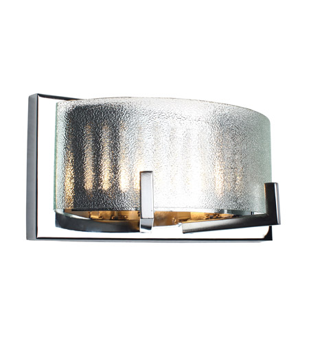 Alternating Current Firefly 2 Light Bath Vanity in Chrome AC1092 photo