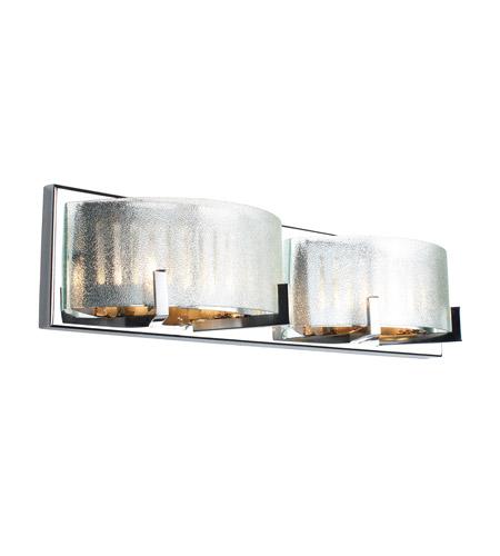 Alternating Current Firefly 4 Light Bath Vanity in Chrome AC1094 photo