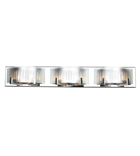 Alternating Current Firefly 6 Light Bath Vanity in Chrome AC1096 photo