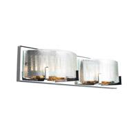 Alternating Current Firefly 4 Light Bath Vanity in Chrome AC1094 photo thumbnail