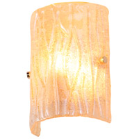 Alternating Current Brilliance 1 Light Wall Sconce in Champagne AC1301