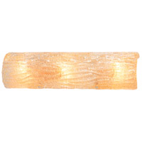 Brilliance 3 Light 7 inch Champagne ADA Wall Sconce Wall Light