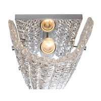 Alternating Current AC1431 Correa 1 Light 7 inch Polished Chrome ADA Wall Sconce Wall Light alternative photo thumbnail