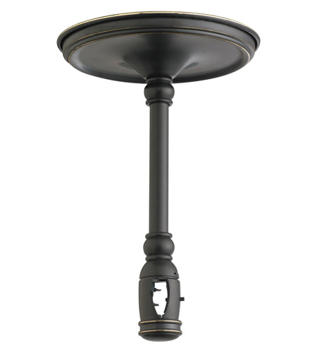 Ambiance 94843-71 Transitions Antique Bronze Power Feed Canopy Ceiling Light photo