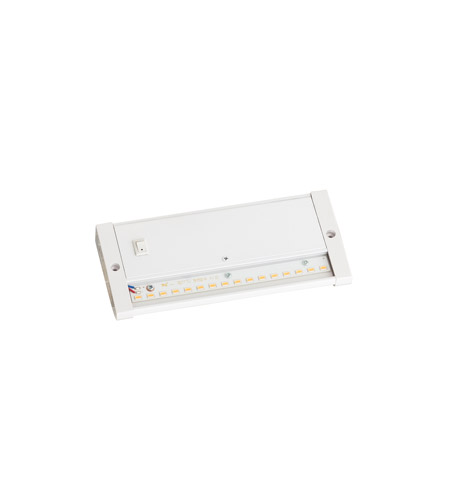 White Self-contained 120v Led Cabinet Lighting