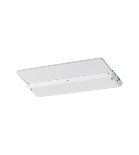Ambiance 98872S 15 Glyde 120V LED 12 Inch White Under Cabinet