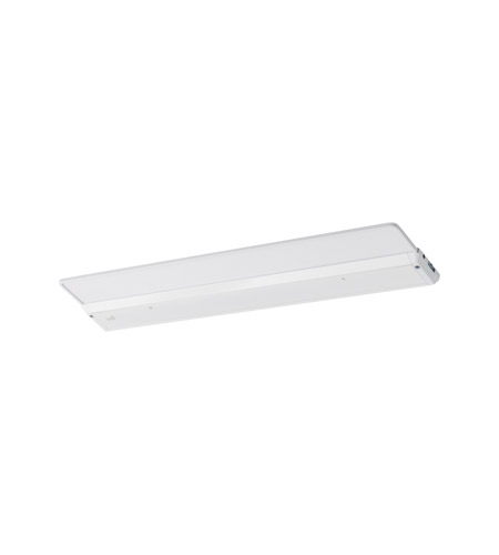 Ambiance 98877S 15 Glyde 120V LED 23 Inch White Under Cabinet