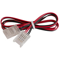 Ambiance 905015-15 Rhonda White Connector Cord
