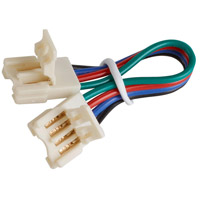 Ambiance 905018-15 Emily White Connector Cord