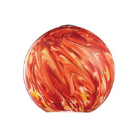 Transitions Fireball Pendant Glass/Shade
