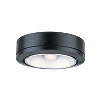 Ambiance 9485-12 Xenon Disk 12V Xenon Black Disk Light