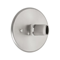 Transitions Antique Brushed Nickel Wall Power Feed Support Ceiling Light