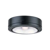 Ambiance 9858-12 Xenon Disk 12V Xenon Black Disk Light