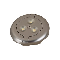 Ambiance 98853SW-986 Led Disk LED Tinted Aluminum Disk Lighting Kit