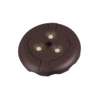 Ambiance 98862SW-787 Led Disk LED Plated Bronze Disk Lighting Kit