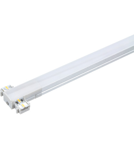 American Lighting MLINK-TM MicroLux White T-Connector, for Microlink Seamless Bar Light photo