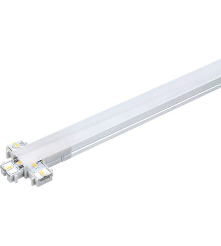 American Lighting MLINK-X MicroLux White Cross-Connector, for Microlink Seamless Bar Light photo