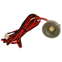 Bullet LED 1 inch Bronze Puck Light