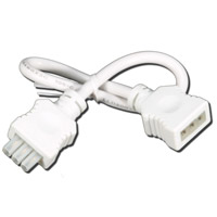 American Lighting 043A-6-EX-WH Priori White Extension Cable