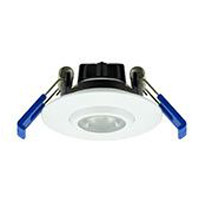 American Lighting A1-27-WH AXIS Series White Recessed Lighting