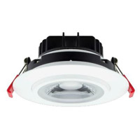 American Lighting A3-5CCT-WH AXIS Series White Recessed Lighting