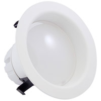 A4 Economy White Downlight