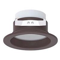American Lighting AD4-5CCT-DB Advantage Select Series Dark Bronze Recessed Lighting