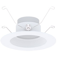 American Lighting AD56B-5CCT-WH Advantage Select Series White Recessed Lighting