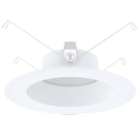 American Lighting AD56V2-30-WH Advantage Select Series White Recessed Lighting