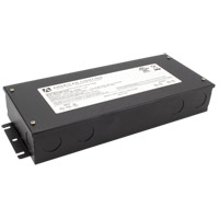 American Lighting ADPT-DRJ-192-24 Constant Voltage Drivers Collection Black Adaptive Driver