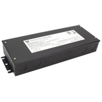 American Lighting ADPT-DRJ-288-24 Constant Voltage Drivers Collection Black Adaptive Driver