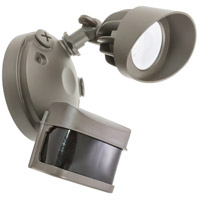 Panorama Sentry 7 inch Dark Bronze Security Flood Light