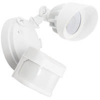 Panorama Sentry 7 inch White Security Flood Light
