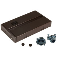 American Lighting ALC-BOX-DB LED Complete Collection 7 inch Dark Bronze Undercabinet