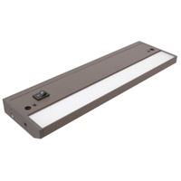 American Lighting ALC2-12-DB Complete 2 LED 12 inch Dark Bronze Under Cabinet Light photo thumbnail