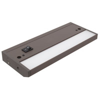 American Lighting ALC2-8-DB Complete 2 LED 9 inch Dark Bronze Under Cabinet Light