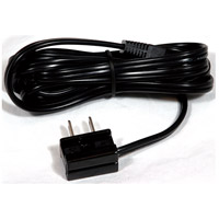 American Lighting ALLVP-PC6 MVP Black Power Cord