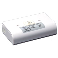 American Lighting ALSLBOX-WH-B Signature White Hard Wire Box
