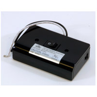 American Lighting ALSLBOX Signature Black Hard Wire Box