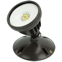 American Lighting ALV3-1H-DB Panorama Sunset Series LED 5 inch Dark Bronze Flood Light