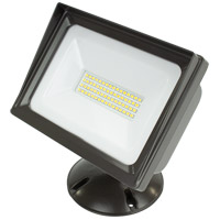 American Lighting ALV3-48WF-DB Panorama Flood Light LED 6 inch Dark Bronze Flood Light
