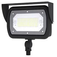American Lighting ARS45-3CCT-BK Slim Array Series 9 inch Black Flood Light