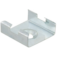 American Lighting E-CLIP-45 Surface Mount Extrusion Zinc Mounting Clips