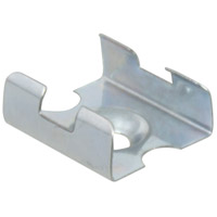 American Lighting E-CLIP Surface Mount Extrusion Zinc Mounting Clips