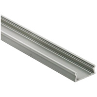 American Lighting EE1-AAFR-1M Economy Anodized Aluminum Extrusion